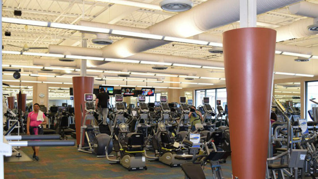 The Atlantic Club fitness center
