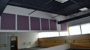 acoustical treatments