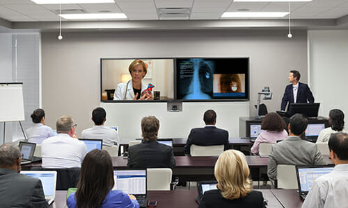 Our Certified Polycom Technicians Serve Healthcare Administration ...