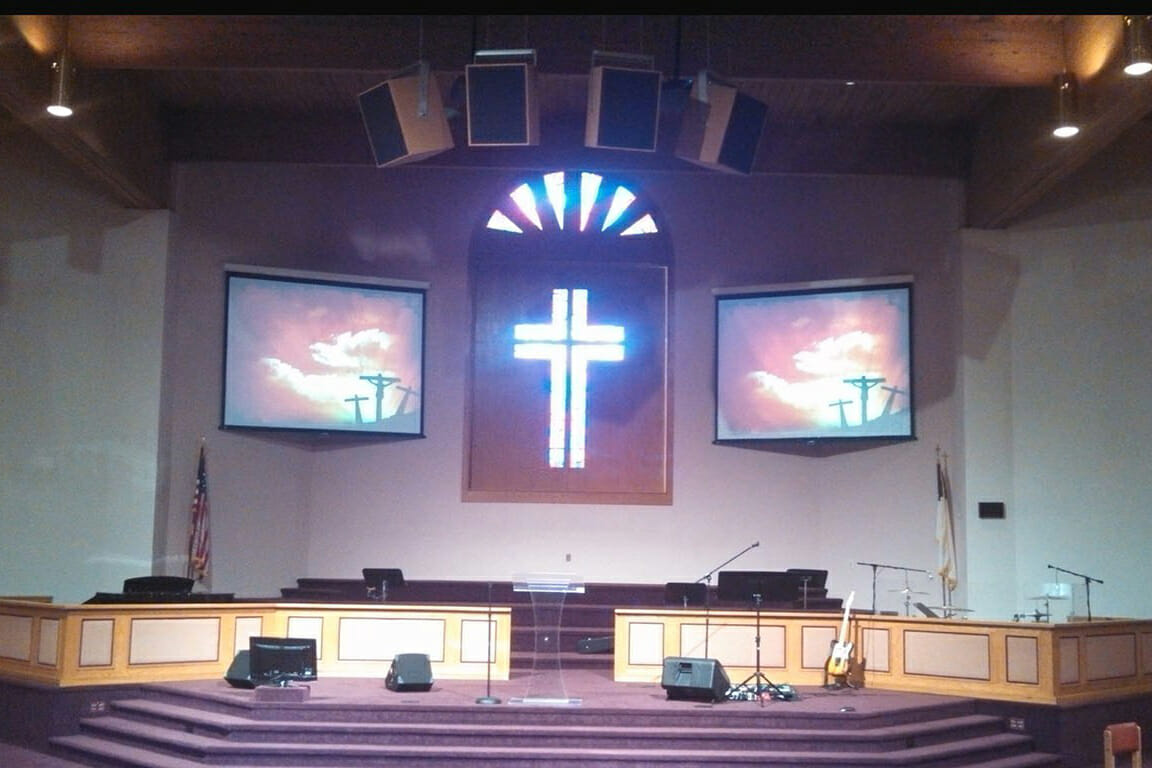 csav systems can help churches live stream their services