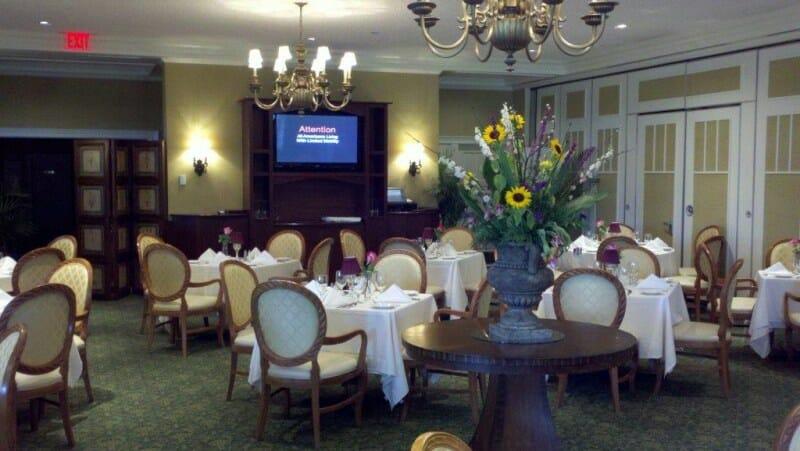 hospitality facility
