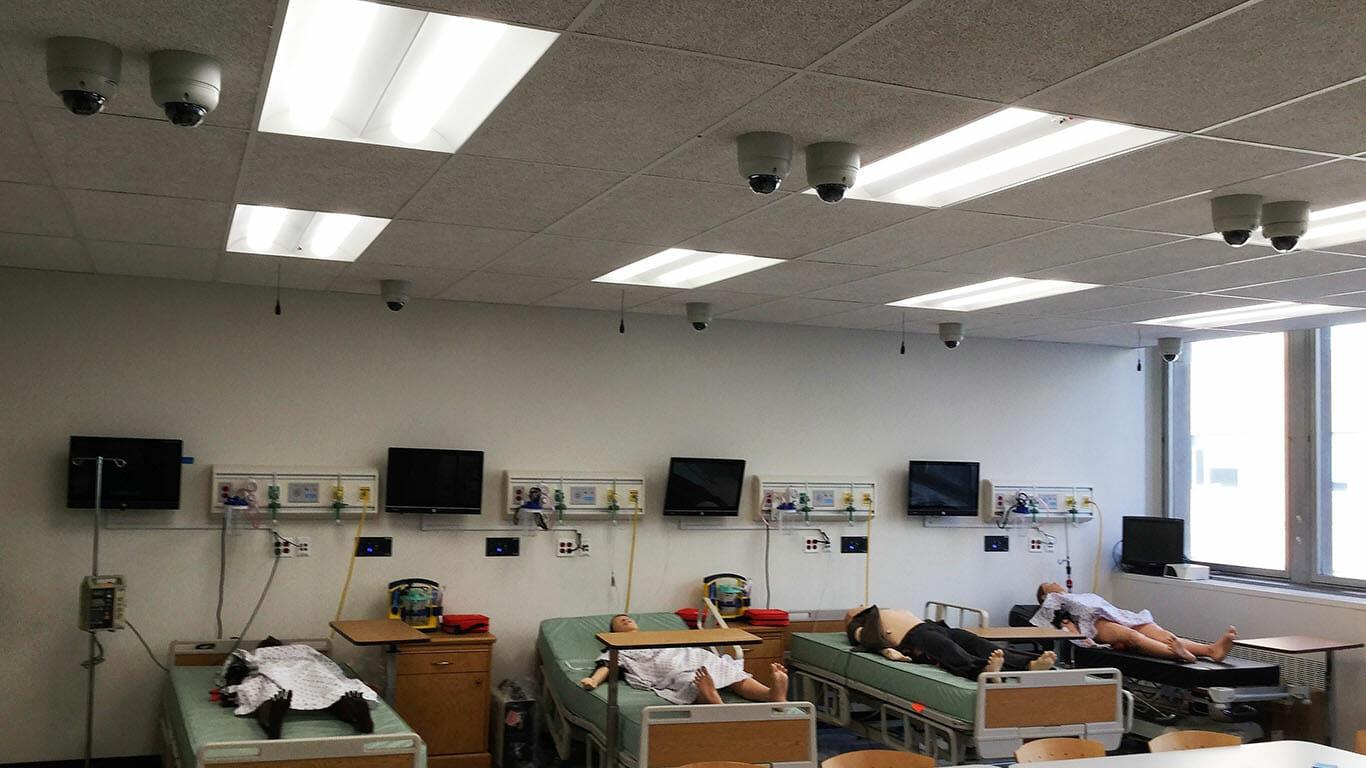 medical simulation lab