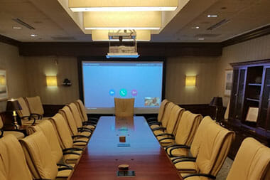 corporate audiovisual solutions
