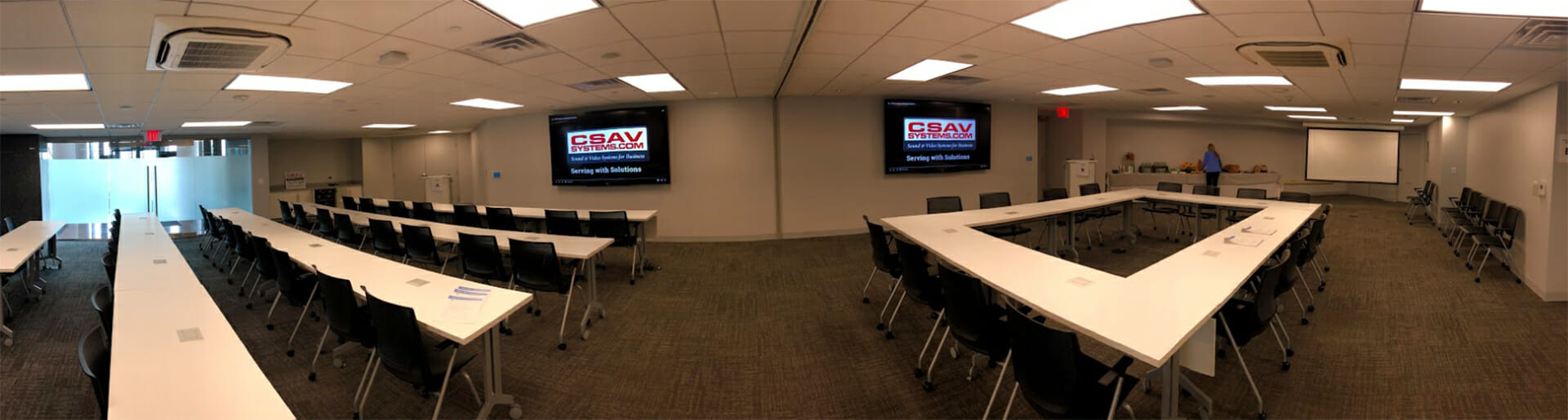 conference room audiovisual solutions