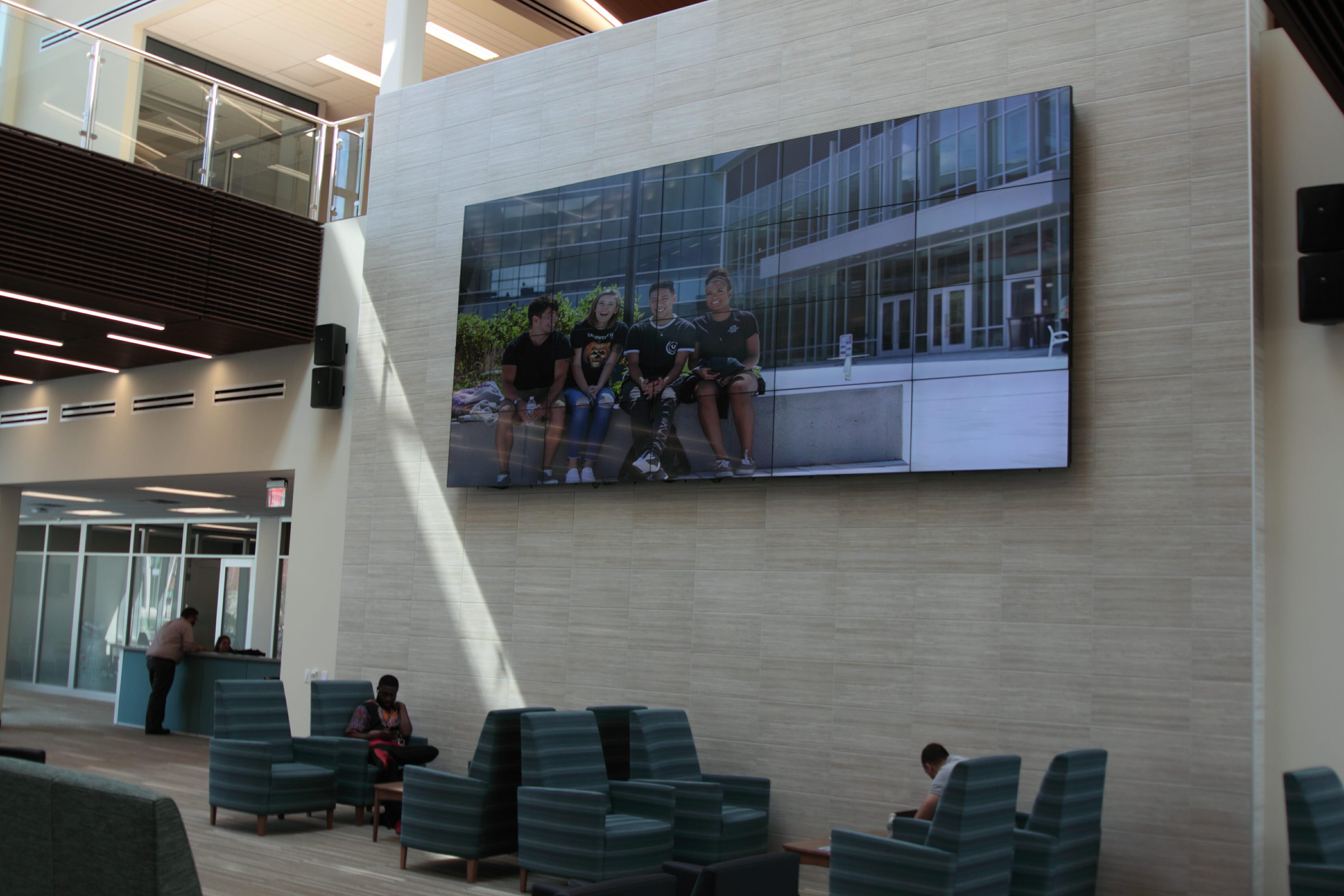 csav systems video wall