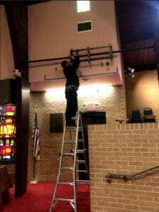 church audiovisual systems