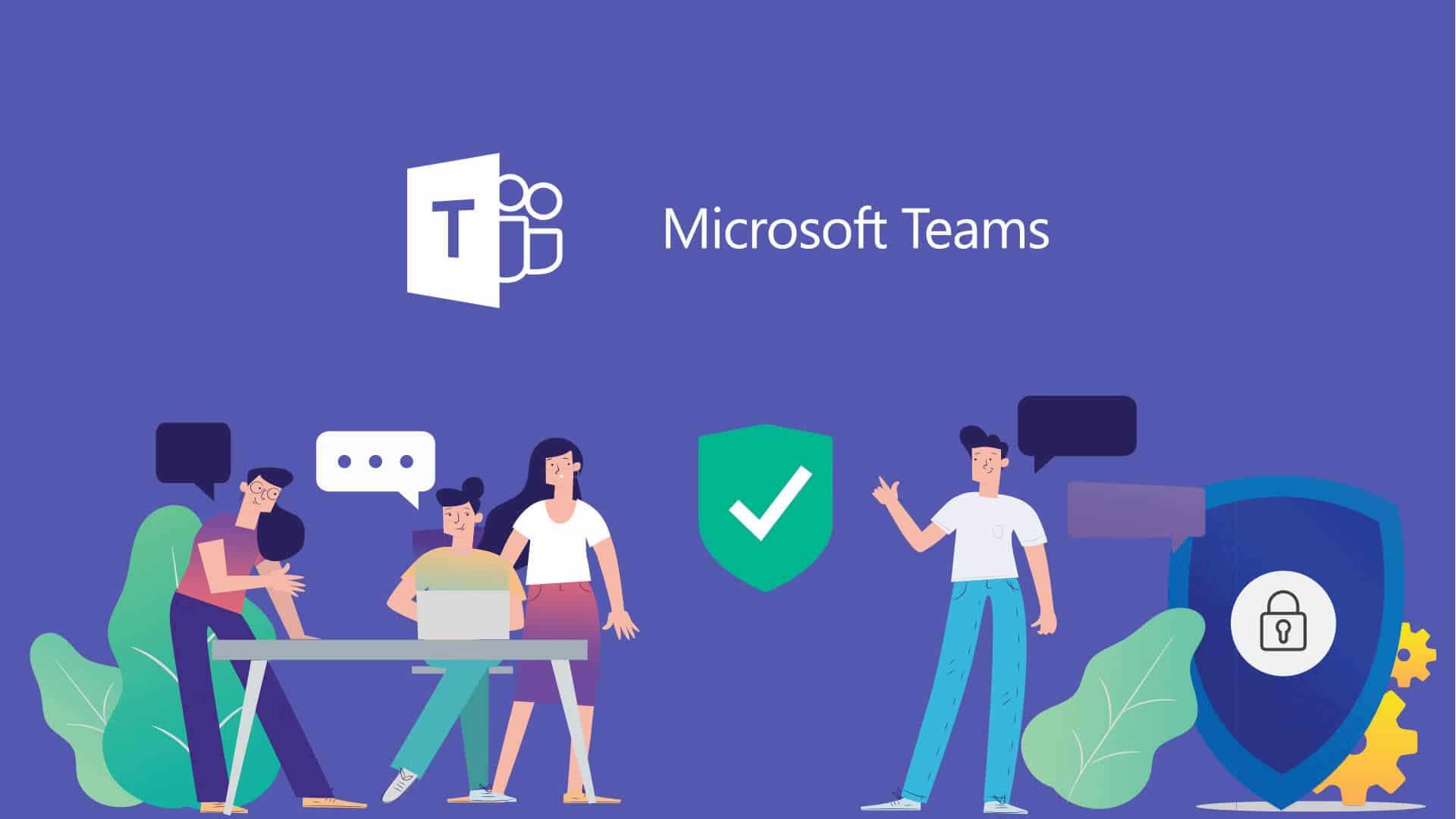microsoft teams video conferencing and lives streaming