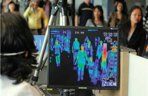 thermal imaging cameras for businesses