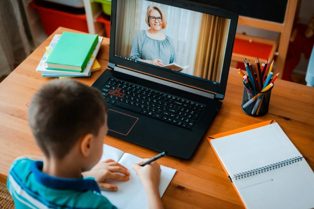 virtual learning technology for schools