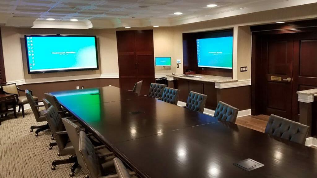 video conferencing for boardrooms