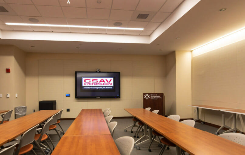 videoconferencing training rooms