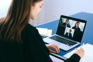 video conferencing meetings