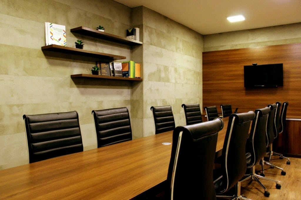 wireless technology systems in conference rooms