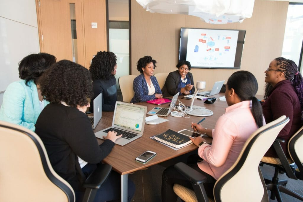 audiovisual support for conference room meetings