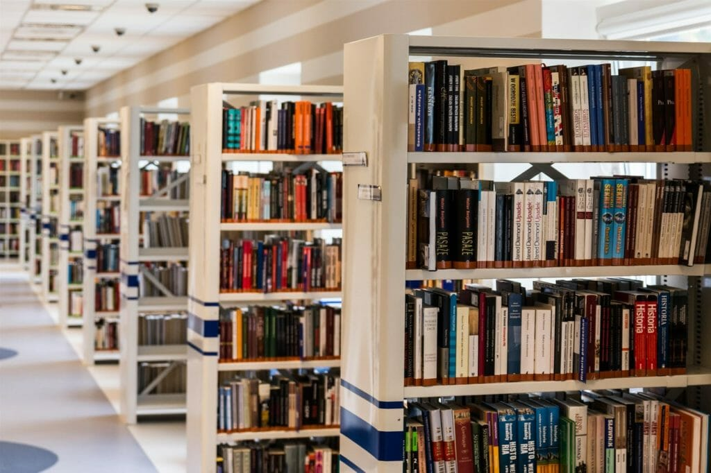 must have av systems for libraries